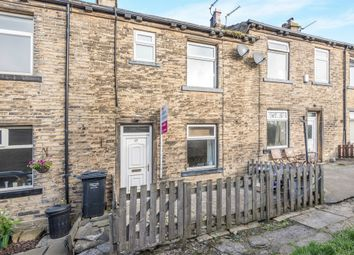 Thumbnail 2 bed terraced house for sale in Lane Ends, Northowram, Halifax