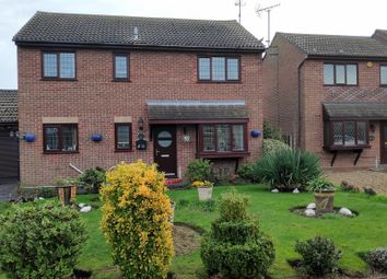 Thumbnail 4 bed detached house for sale in Shackleton Close, Dovercourt, Harwich