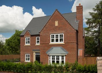 Thumbnail 4 bed detached house for sale in The Willington, Newport Pagnell Road, Wootton Fields, Northamptonshire