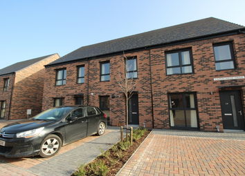 Thumbnail 2 bed terraced house to rent in Capercaillie Drive, Perth