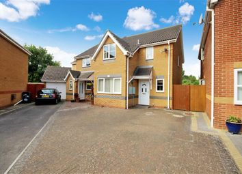 Thumbnail 4 bedroom semi-detached house for sale in Copse Avenue, Swindon, Wiltshire