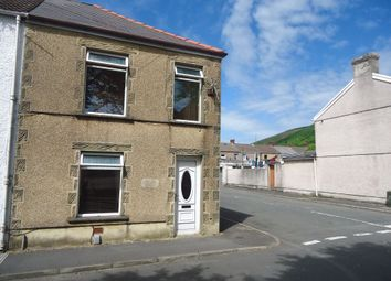 Thumbnail 3 bed end terrace house to rent in Villiers Street, Port Talbot, West Glamorgan