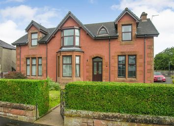 Thumbnail 4 bed detached house for sale in The Old Manse, 38 Alloa Road, Falkirk