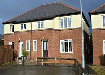 Thumbnail 3 bedroom semi-detached house to rent in 2, Gerddi Glandwr, Vaynor, Newtown, Powys