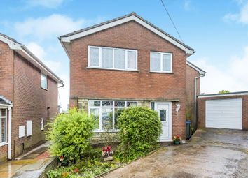 Thumbnail 4 bed detached house for sale in Chartwell Close, Werrington, Stoke-On-Trent, Staffordshire
