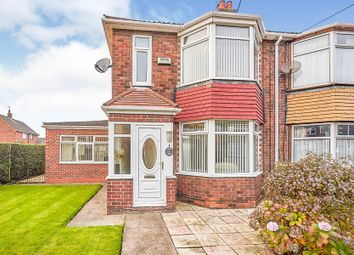 Thumbnail 2 bed end terrace house for sale in Southcoates Lane, Hull