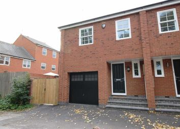Thumbnail 2 bed semi-detached house for sale in Vivian Street, Chester Green, Derby