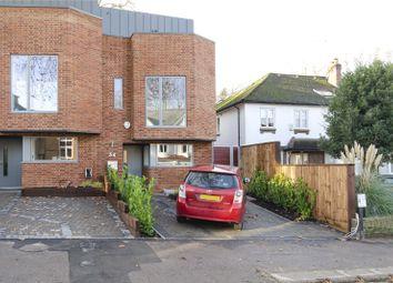 Thumbnail 3 bed end terrace house for sale in Hornsey Lane Gardens, Highgate, London, Greater London