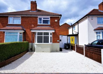 Thumbnail 2 bedroom semi-detached house for sale in Plymouth Road, Kings Norton, Birmingham