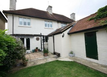 Thumbnail 3 bed end terrace house for sale in Southgate Avenue, Feltham, Middlesex