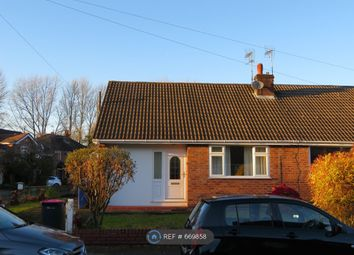 Thumbnail 2 bed bungalow to rent in Alfred Avenue, Worsley, Manchester