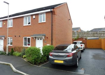 Thumbnail 3 bed semi-detached house for sale in Wharf Mews, Dudley