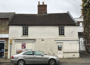 Thumbnail 1 bedroom terraced house for sale in 26 Market Place, March, Cambridgeshire