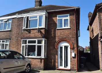Thumbnail 3 bed semi-detached house for sale in Edwalton Avenue, Peterborough
