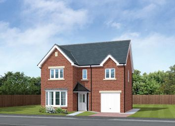 "Thumbnail 4 bedroom detached house for sale in ""Conrad"" at Stevenston Street, New Stevenston, Motherwell"