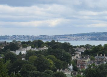 Thumbnail 1 bed flat for sale in Middle Warberry Road, Torquay