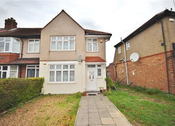 Thumbnail 3 bed end terrace house for sale in Hall Road, Isleworth