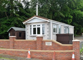 Thumbnail 1 bed mobile/park home to rent in 19 Crossways Park, Llandrindod Wells