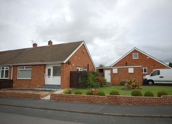 Thumbnail 2 bed semi-detached bungalow to rent in High Street, Carrville, Durham