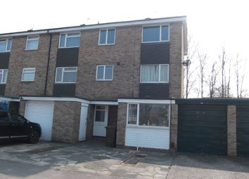 Thumbnail 6 bed terraced house to rent in De Havilland Close, Hatfield