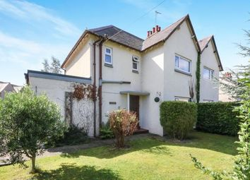 Thumbnail 3 bed semi-detached house for sale in Victoria Crescent, Llandudno Junction, Conwy, North Wales