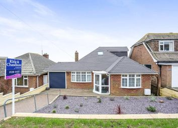 Thumbnail 4 bed bungalow for sale in Rodmell Avenue, Saltdean, East Sussex, .