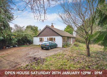 Thumbnail 3 bed detached bungalow for sale in Boot Lane, Dinton, Aylesbury