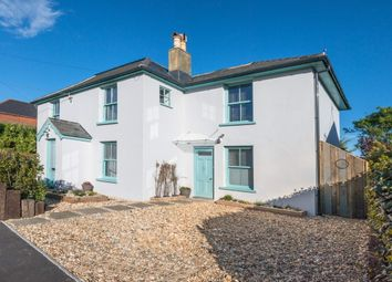 Thumbnail 4 bed detached house for sale in The Avenue, Gurnard, Cowes