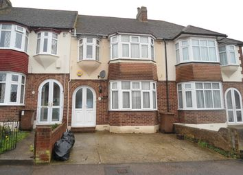 Thumbnail 3 bed terraced house to rent in Wilson Avenue, Rochester