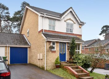 Thumbnail 3 bedroom link-detached house for sale in Heathside Park, Camberley
