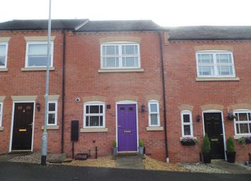 Thumbnail 2 bed mews house to rent in Broomfields Close, Tean, Stoke-On-Trent