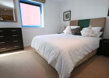 Thumbnail 2 bedroom flat to rent in Westgate Apartments, 14 Western Gateway, London, London