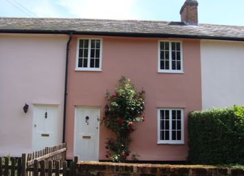 Thumbnail 2 bed cottage to rent in Ashen Lane, Stoke By Clare, Sudbury