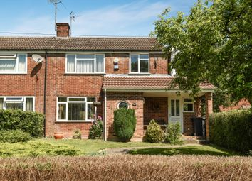 Thumbnail 4 bedroom semi-detached house for sale in The Meadway, Tilehurst, Reading