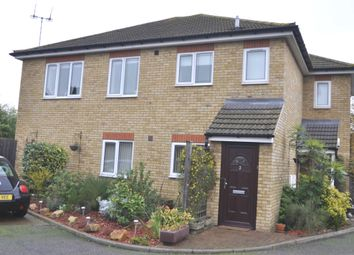 Thumbnail 2 bed flat to rent in Haven Close, Hadleigh, Essex