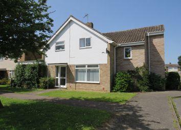 Thumbnail 5 bed detached house for sale in Mitre Close, Woolpit, Bury St. Edmunds