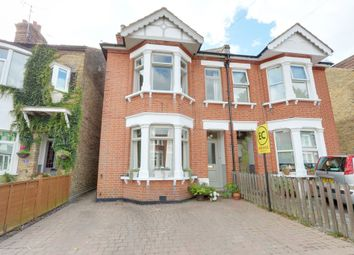 Thumbnail 3 bed semi-detached house for sale in Grange Road, Leigh-On-Sea