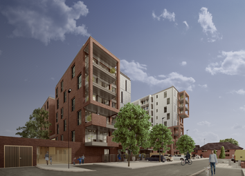Thumbnail 2 bed flat for sale in The Printworks, Press Road, Neasden