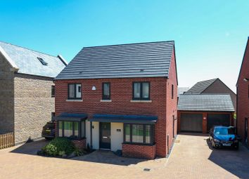 Thumbnail 4 bed detached house for sale in Balmoral Close, St Crispns, Northampton