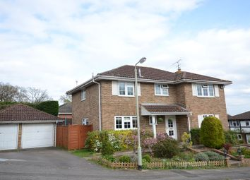 Thumbnail 4 bed detached house to rent in Melksham Close, Lower Earley, Reading