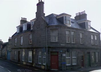 Thumbnail 2 bed flat for sale in High Street, Strichen, Fraserburgh, Aberdeenshire