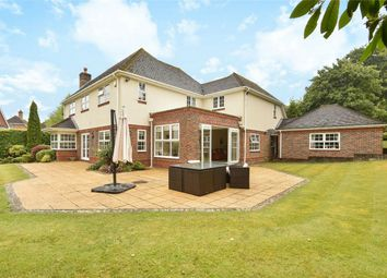 Thumbnail 5 bed detached house for sale in Itchen Abbas, Winchester, Hampshire
