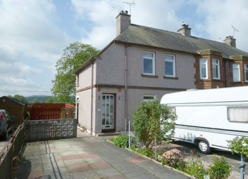 Thumbnail 3 bed flat for sale in Hill Avenue, Troqueer, Dumfries