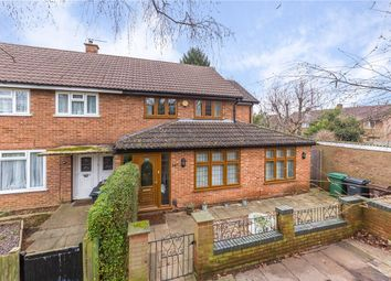 Thumbnail 3 bed end terrace house for sale in Cell Barnes Lane, St. Albans, Hertfordshire