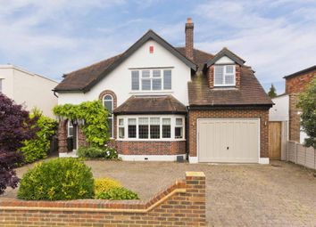 Thumbnail 4 bed detached house to rent in Ashley Close, Walton-On-Thames