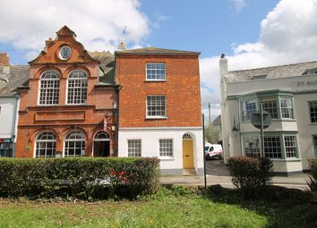 Thumbnail 4 bed end terrace house to rent in Fore Street, Topsham, Exeter