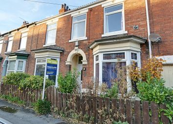 Thumbnail 3 bed terraced house for sale in Clumber Street, Hull