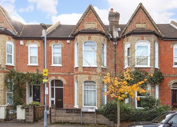 Elliscombe Road, Charlton SE7. 3 bed terraced house for sale