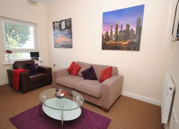 Thumbnail 1 bed property to rent in St. Peters Street, Syston, Leicester