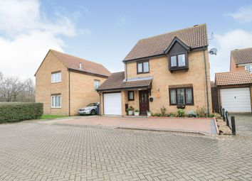 Thumbnail 4 bed detached house for sale in Hillgrounds Road, Kempston, Bedford